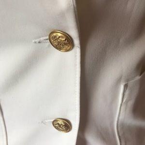 Forever 21 Jackets & Coats - Forever 21 White Blazer